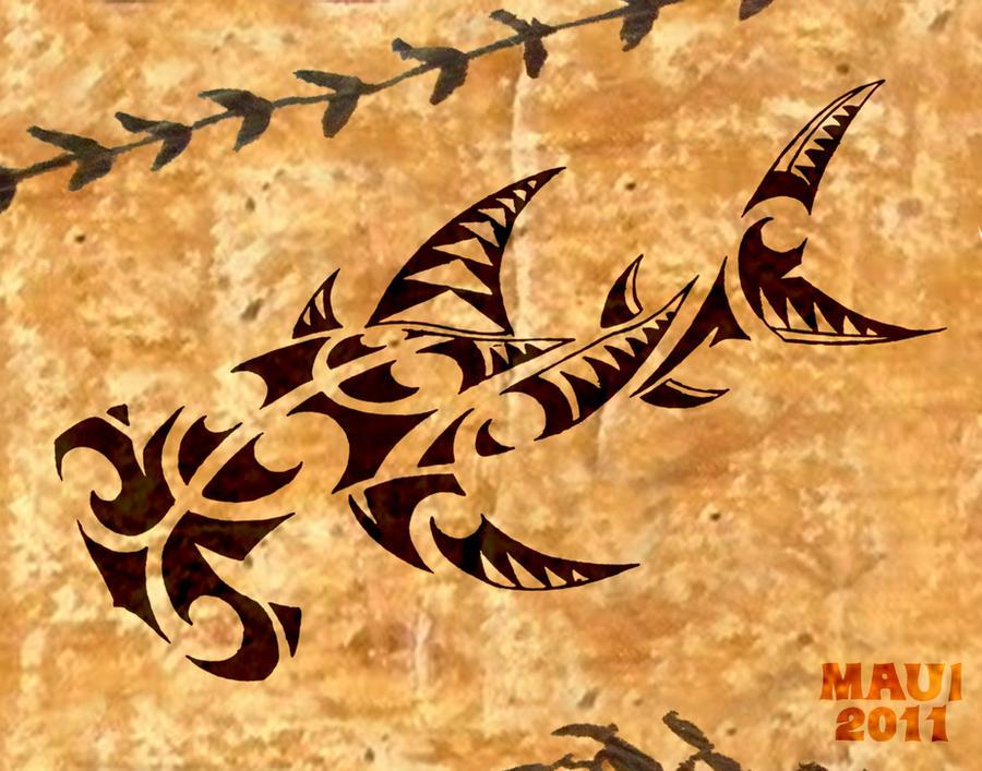 polynesian tattoo design flash by azmousejockey on DeviantArt