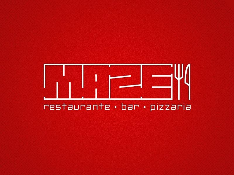 MAZE Logo Design by Alarka on DeviantArt