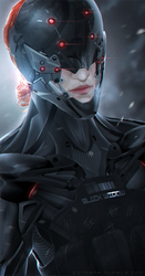 The BLack Widow by cat-meff