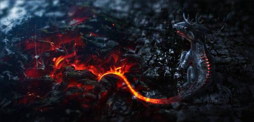 Where dragons are born