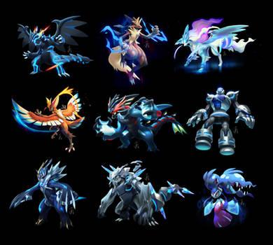 More Pokemon Fusions