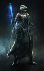 Cyborg mage