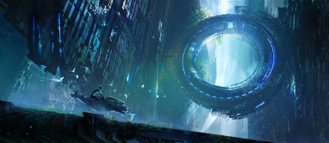 The Portal by cat-meff