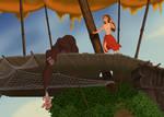 Tarzan and the Fountain of Youth
