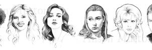 Sketch Portraits 1