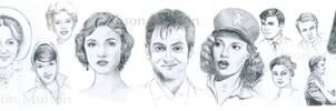 Sketch Portraits 2