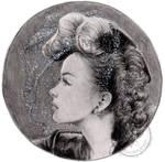 Kathryn Grayson Miniature