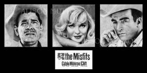 The Misfits by Alene