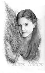 Drew Barrymore - Ever After by Alene
