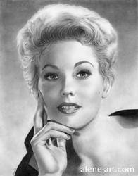 Kim Novak 2 by Alene