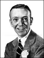 Fred Astaire by Alene