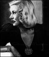 Ginger Rogers by Alene