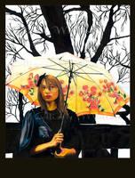 The Umbrella by Alene