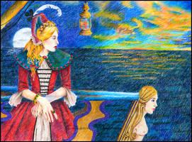 The Little Mermaid by Alene