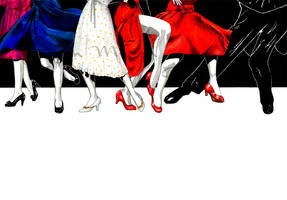 The Leading Ladies... by Alene