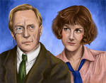 Peter and Harriet