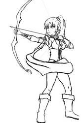 Dria Sketch by altimis