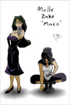 Molly Zako Concept