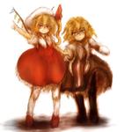 Marisa and Flandre