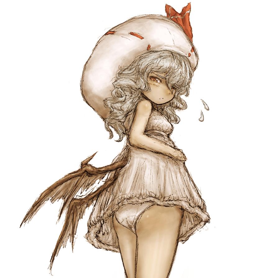 Remilia Scarlet by ReinedBloom