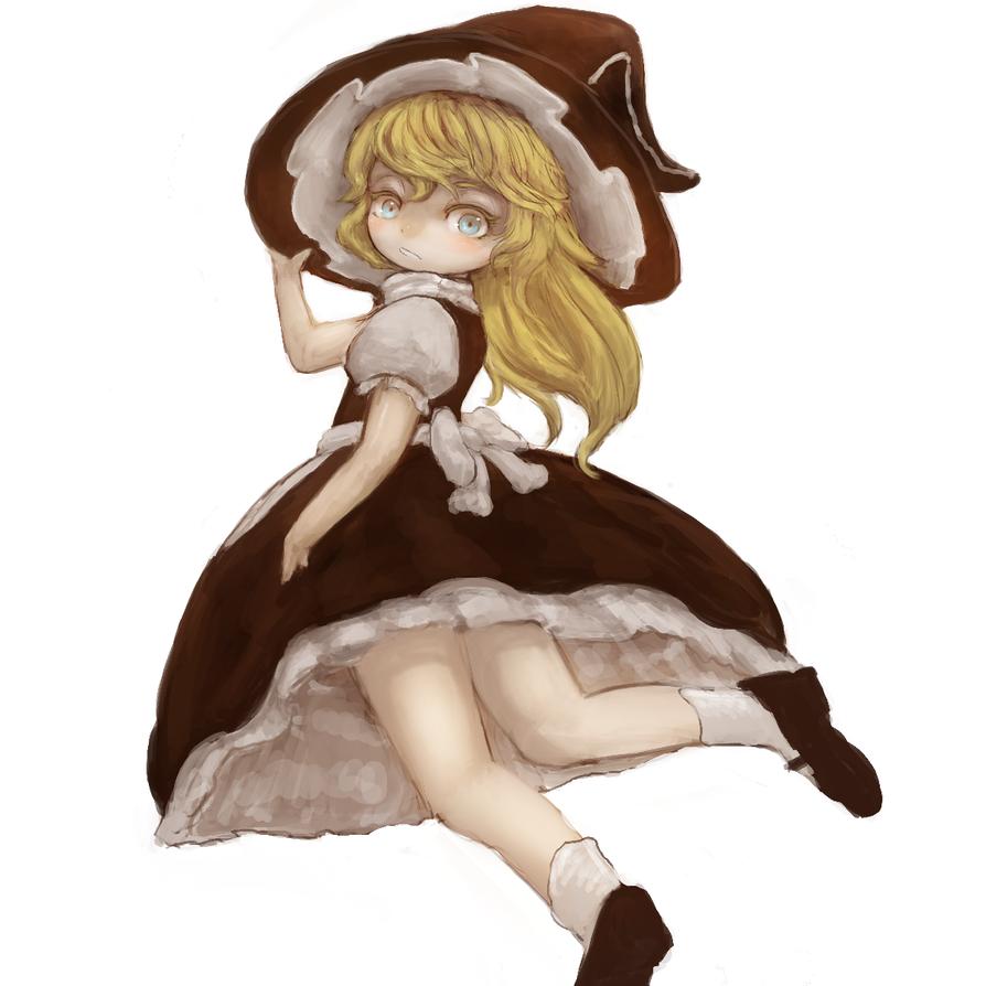 Marisa by ReinedBloom
