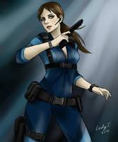 Jill Resident Evil : Revelations by talaybaa