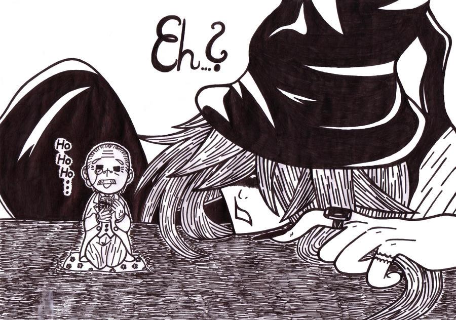 Eh...? by Schneefuechsin