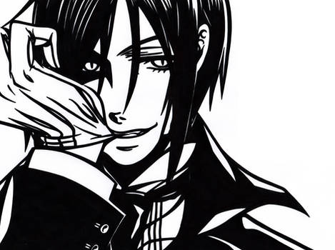 Sebastian Michaelis - Devilish Smile