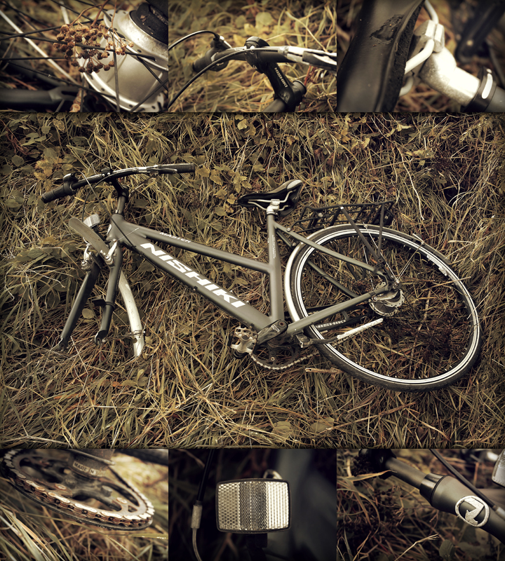 Corpse of a Bike by humon