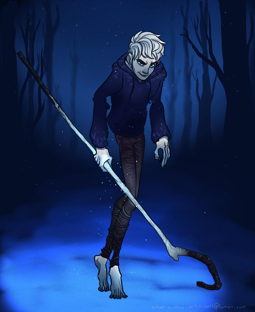 Jack Frost: Moon zombie by KRIIZILLA on DeviantArt