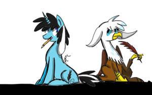 Ravenhoof and Jeremiah