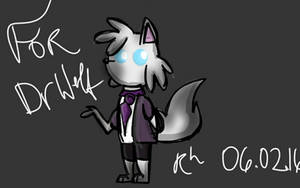 Dr Wolf Pointy Pony by Ravenhoof
