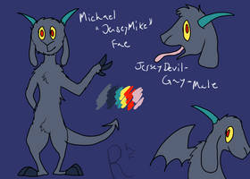 Jersey Mike Reference (Update 1) by Ravenhoof