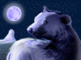 Polar Bear by Ravenhoof