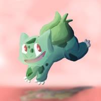POKEDEX | Bulbasaur by Ravenhoof