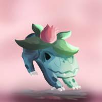 POKEDEX | Ivysaur by Ravenhoof