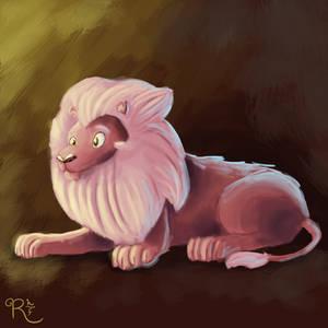 FANART   Lion