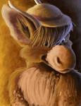 ART TRADE | Moo the Dutch Angel Dragon