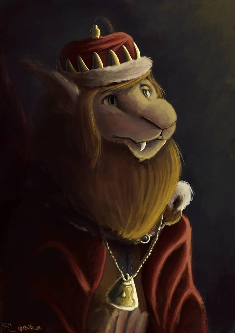 FANART | Prince Scorpan's Portrait