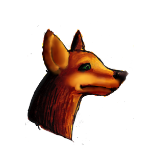 PERSONAL | Medieval-Styled Fox
