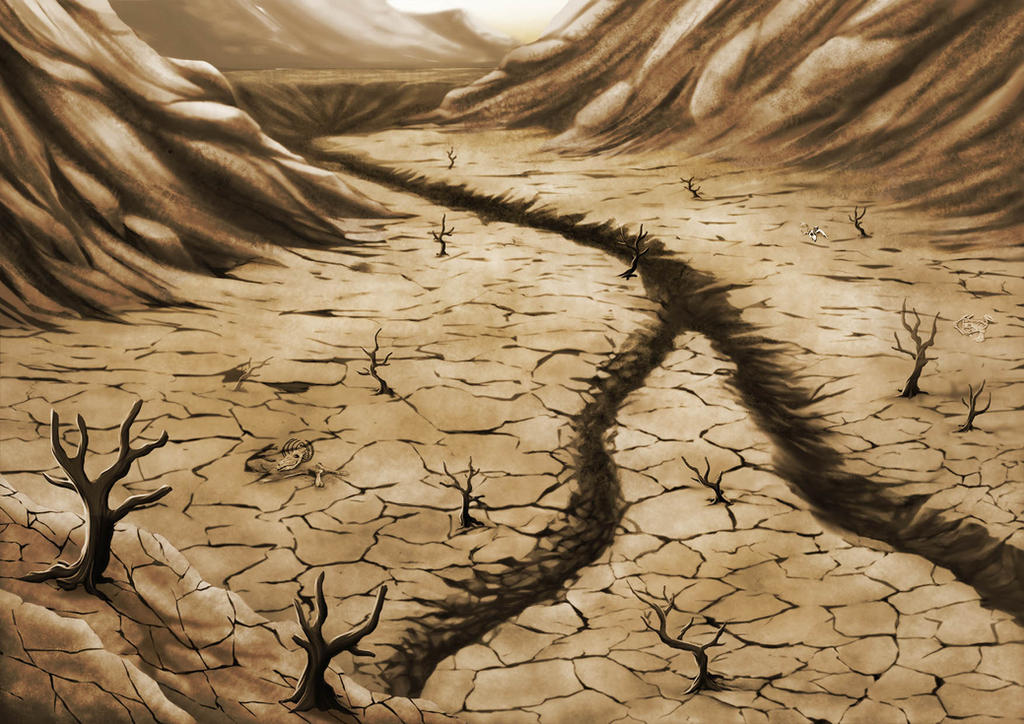 Desolate Soil by jnartventure