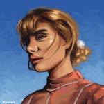 Portrait Practice #10