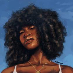Portrait Practice #11