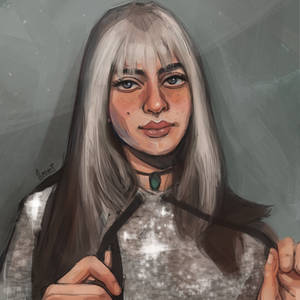 Portrait Practice #31