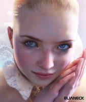 Blue eyes.. by elianeck