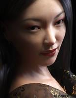 Mei Lin by elianeck