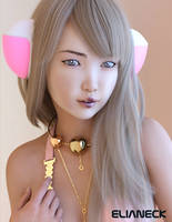 Mayuka for Genesis 3 by elianeck