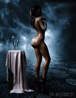 exemple ElianeCK Iray Dramatic Light Volume 2 by elianeck
