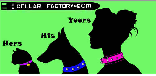 Billboard Ad Collar Factory