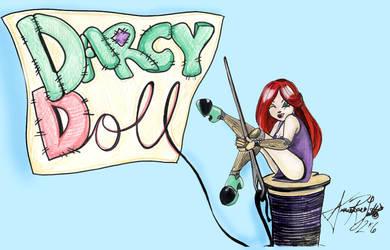 Darcy Doll